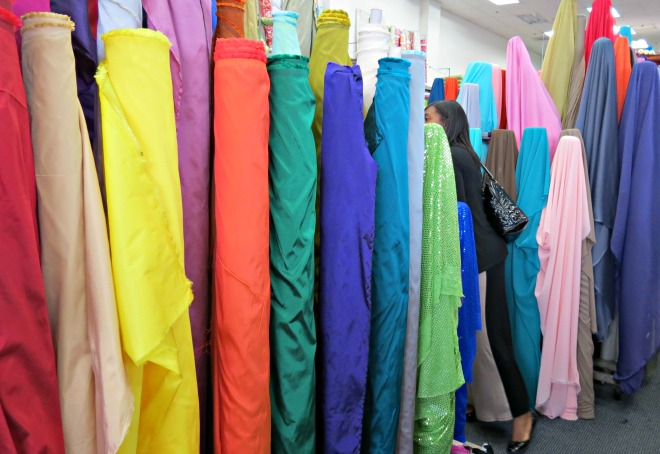 Fabrics for Clothes